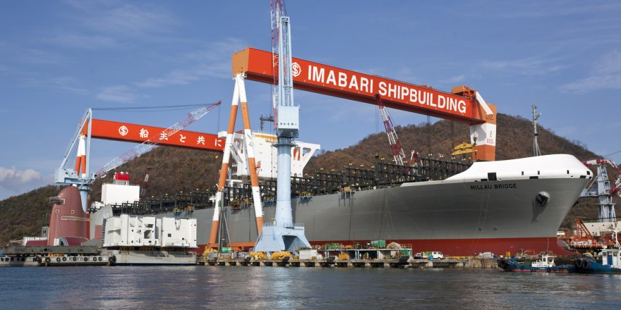 Top two Japanese shipbuilders to form an alliance
