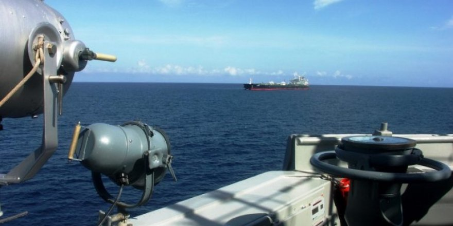 19 seamen kidnapped from a VLCC vessel off Nigeria