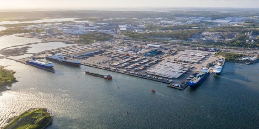 Port of Gothenburg becomes fossil-free by 2020