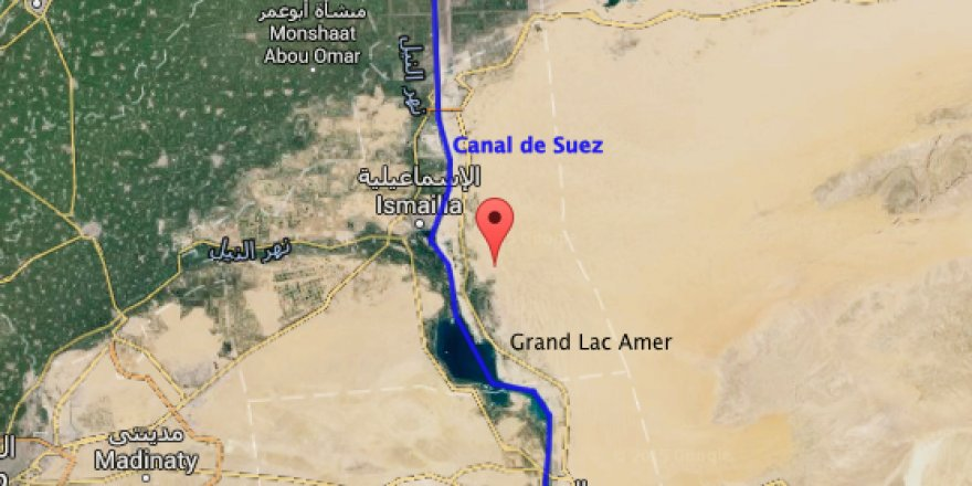 Egypt works on a new tunnel for Suez Canal Container Terminal