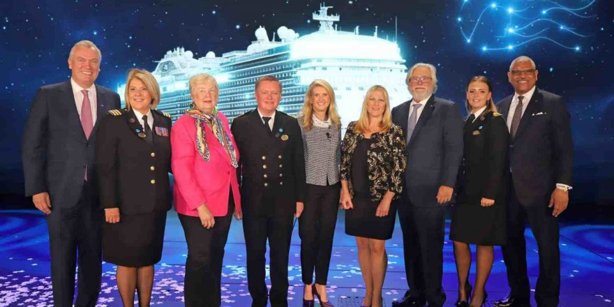 Princess Cruises celebrated women of NASA