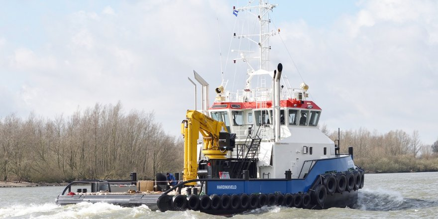 EMS Offshore chooses Damen to supply new Shoalbuster 2711