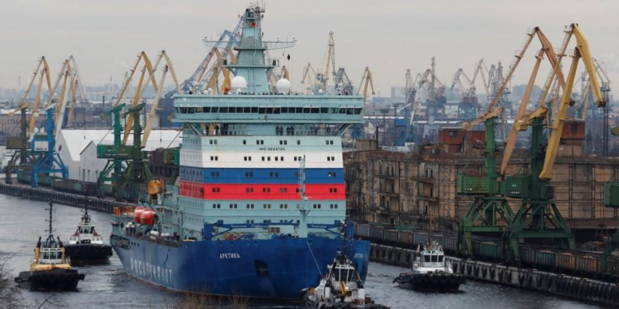World's biggest nuclear-powered icebreaker Arktika completes test run