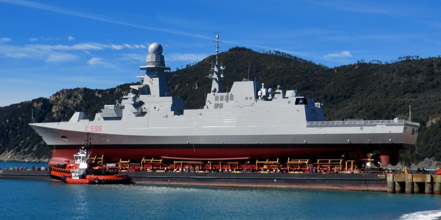 Italy sends a frigate to East-Med