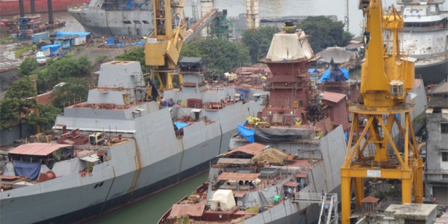 Government of India to improve domestic shipbuilding