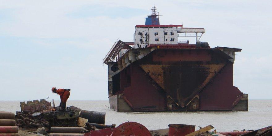 Ships recycling vessel Bill sails through in Rajya Sabha