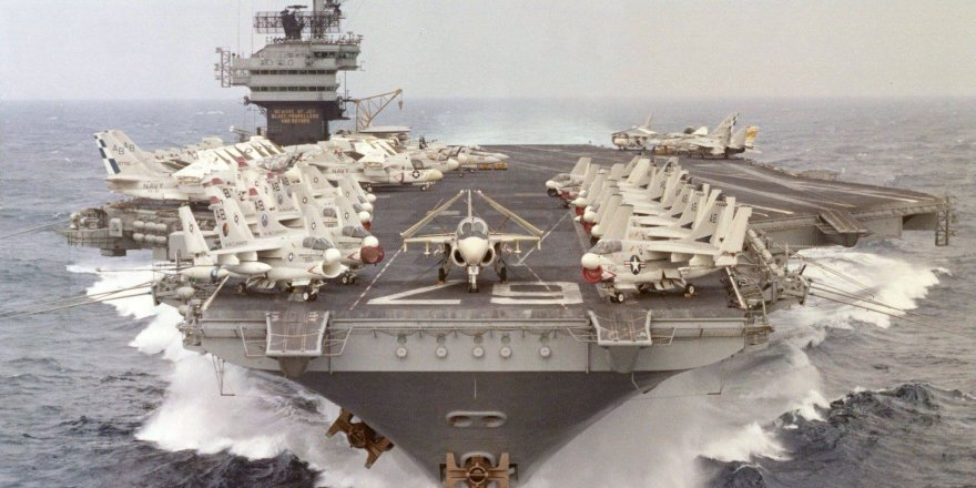 The U.S. Navy's newest nuclear-powered aircraft carrier has launched