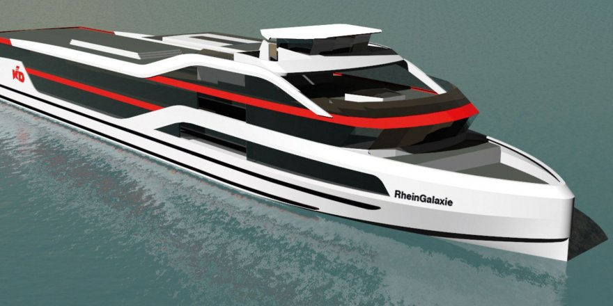 Alewijnse Marine and Droste Elektro comes together for a new event ship