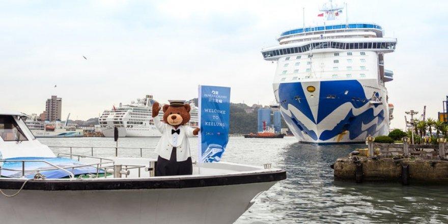 Princess Cruises has longest homeporting term in Taiwan