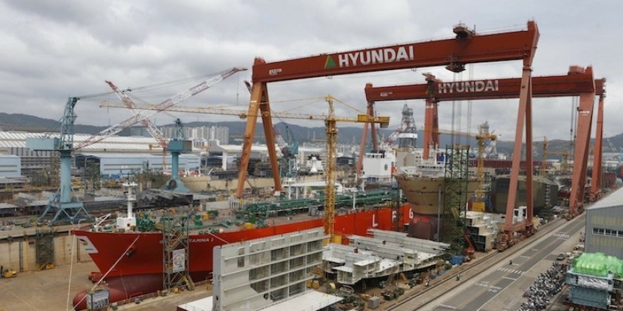 Hyundai Heavy wins deals for 6 vessels