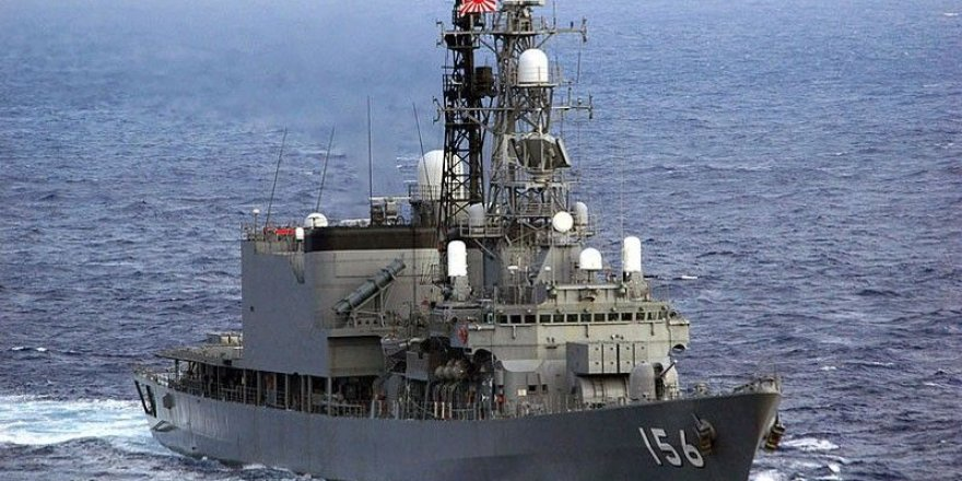 Japan to send warships to the Middle East
