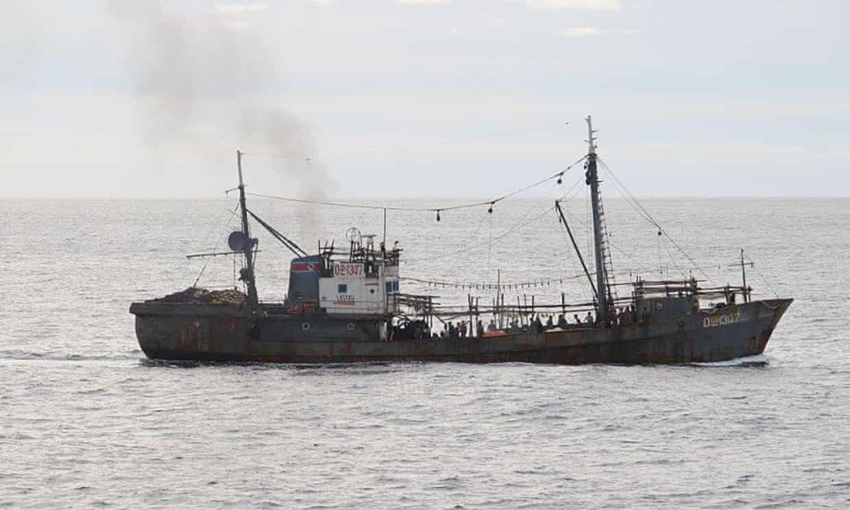 Multiple bodies found in North Korean fishing vessel