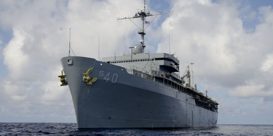 US Navy's submarine tender repairs completed