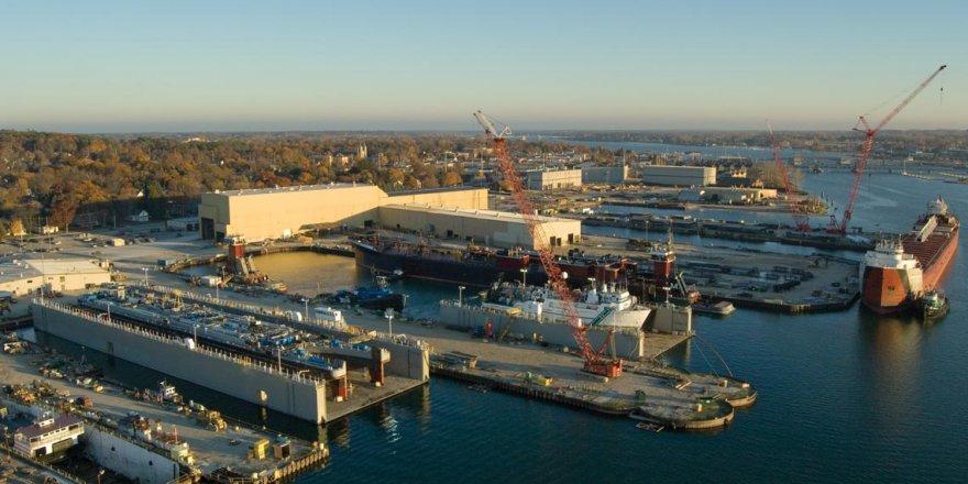 Fincantieri won a contract worth $1.3 billion from the U.S. Navy
