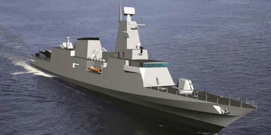 Brazil to sign the contract for Tamandare class frigates