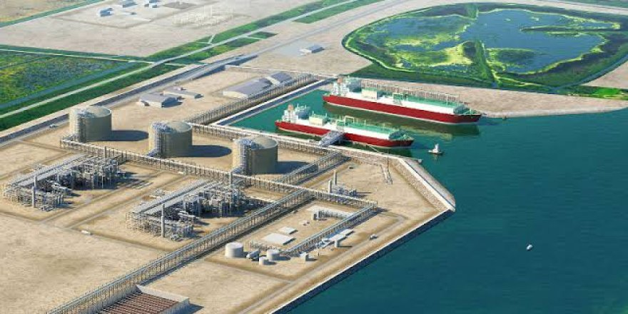 Sempra and Aramco sign agreement for Port Arthur LNG