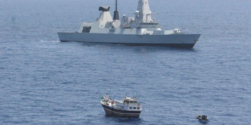 British Royal Navy to escort tankers in Strait of Hormuz