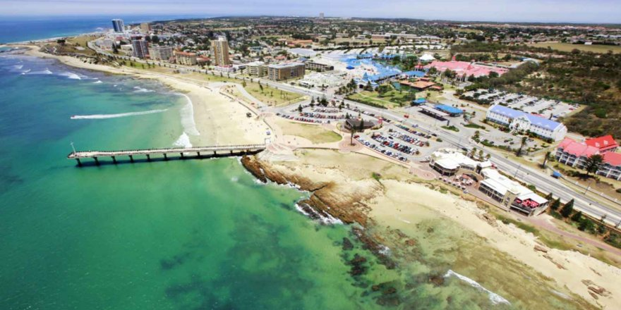 1 dead and 2 missing at sea in Port Elizabeth