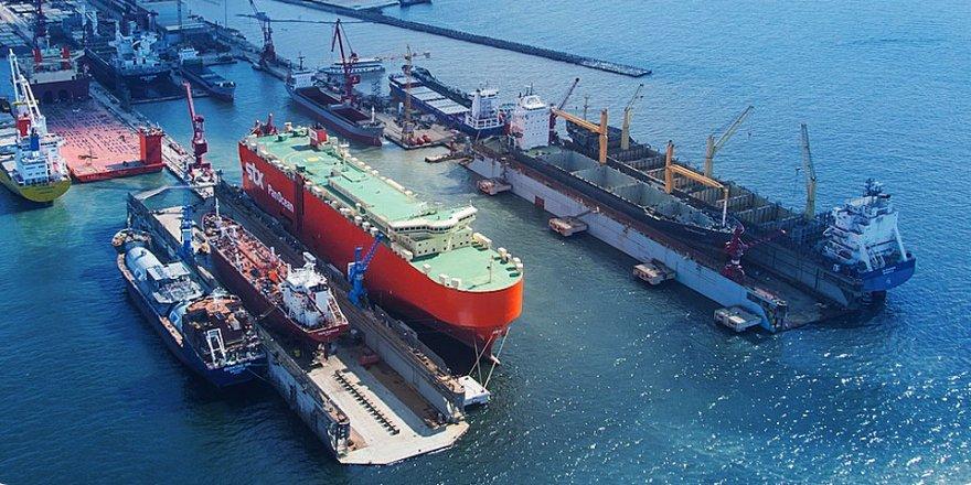 Turkish shipbuilding industry exports reach $1 billion