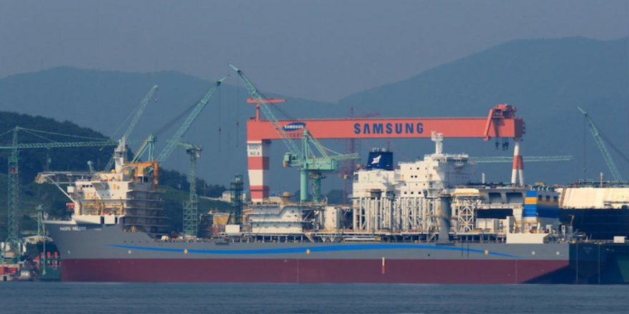 SHI eyes Russia's $3bn LNG carrier order