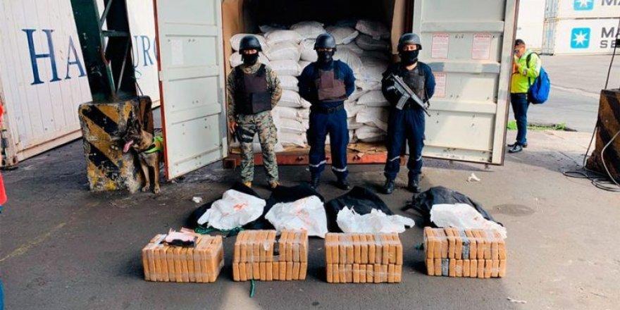 Ecuadorian Navy Finds Cocaine Aboard in Puerto Bolivar