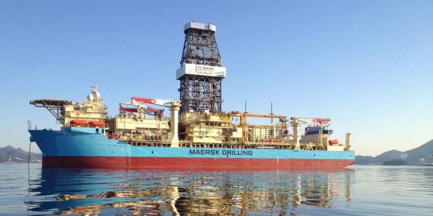 """Total picks Maersk drillship to drill at """"deepest water"""""""