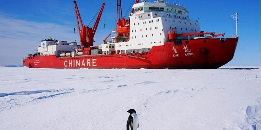 Chinese Shipbuilders seek new inroads in Arctic shipping