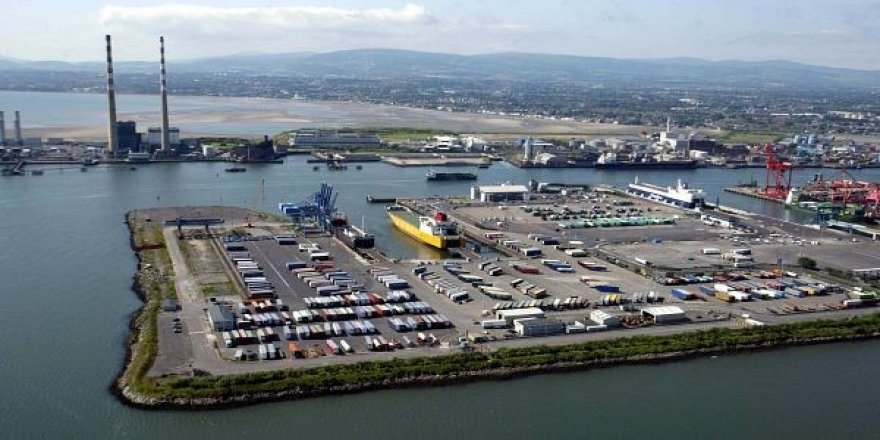 Dublin Port reports strong growth in EU trade volumes