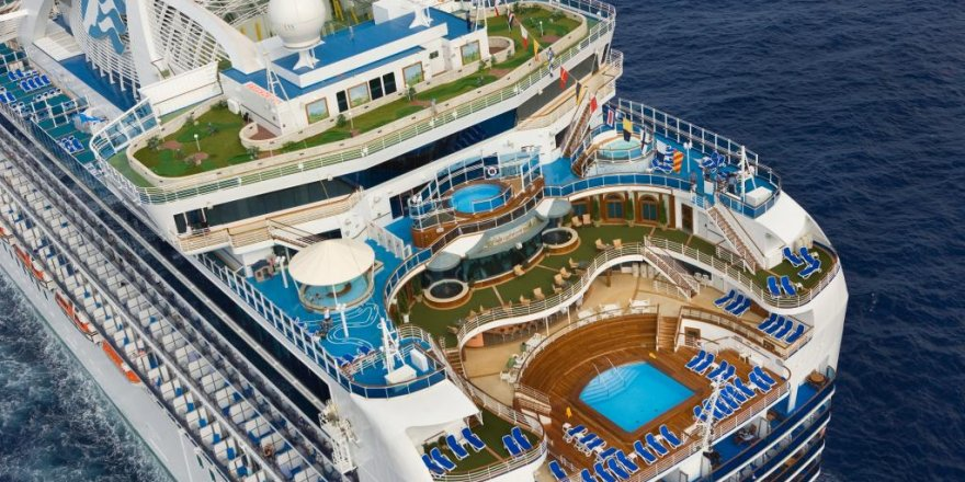 Princess Cruises' 111-day cruise sets sail for 2020