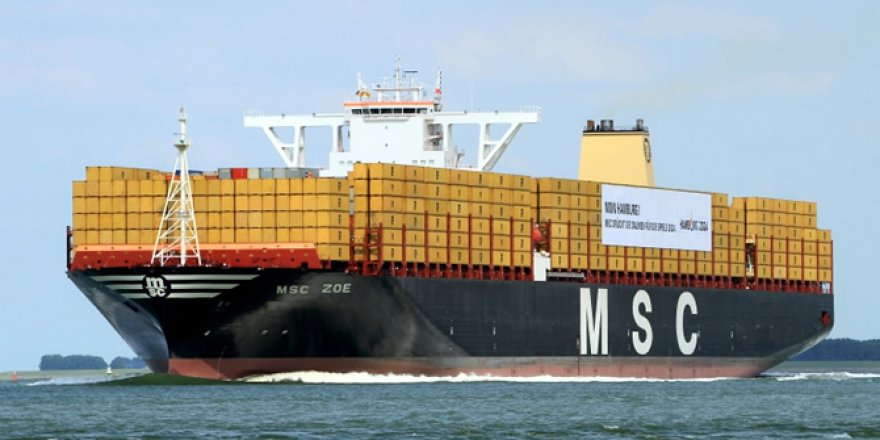 MSC and St Nazaire shipyard win 2 billion euros cruise liner deal