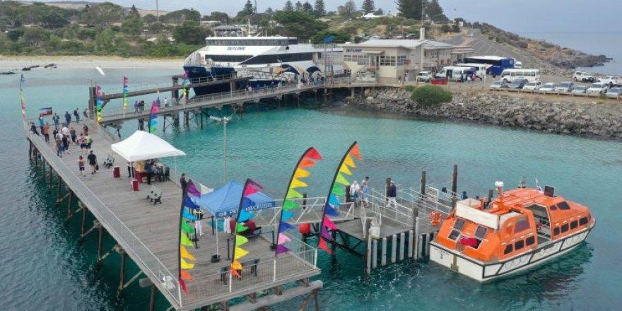 Sun Princess becomes first cruise Ship to return to Kangaroo Island