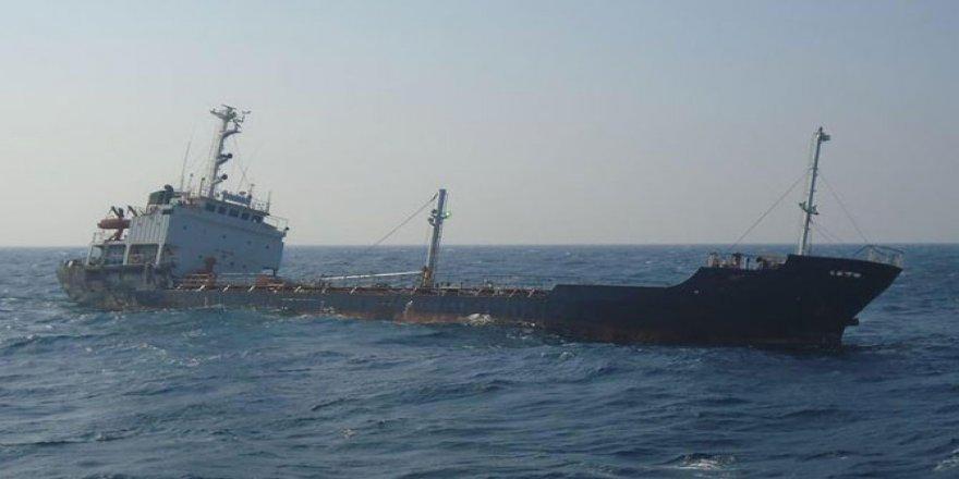 Tanker abandoned in Arabian Sea