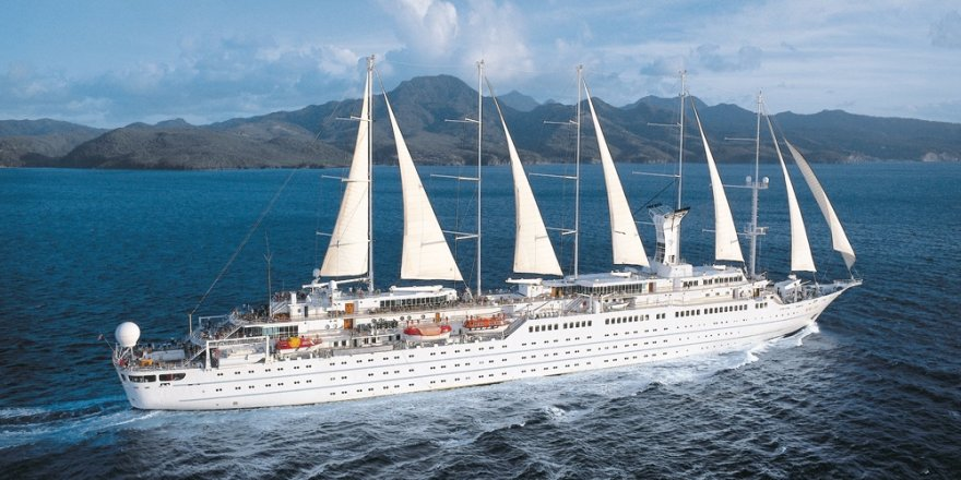 Windstar unveils new officer's suite on Wind Surf
