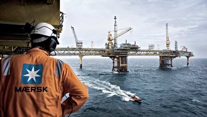 Maersk Oil awards 5 year agreement to Lloyd's Register