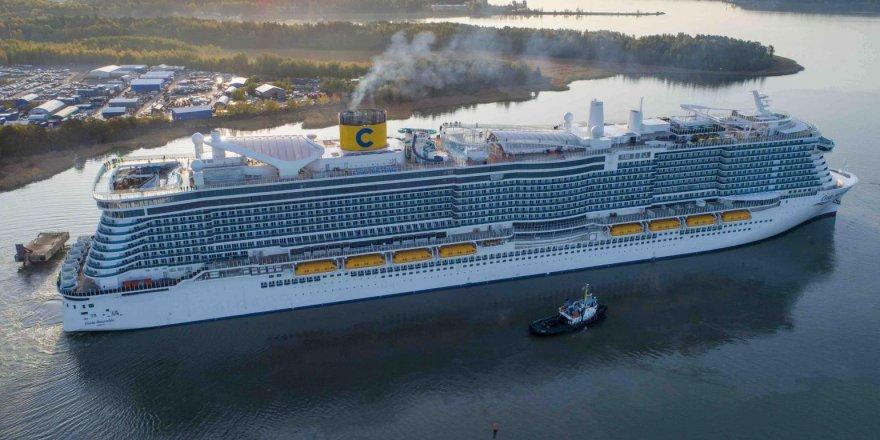 Costa Cruises has confirmed that the sick passenger had common flu