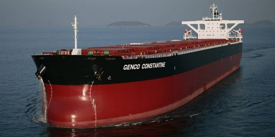 Genco announced the completion of scrubber programme