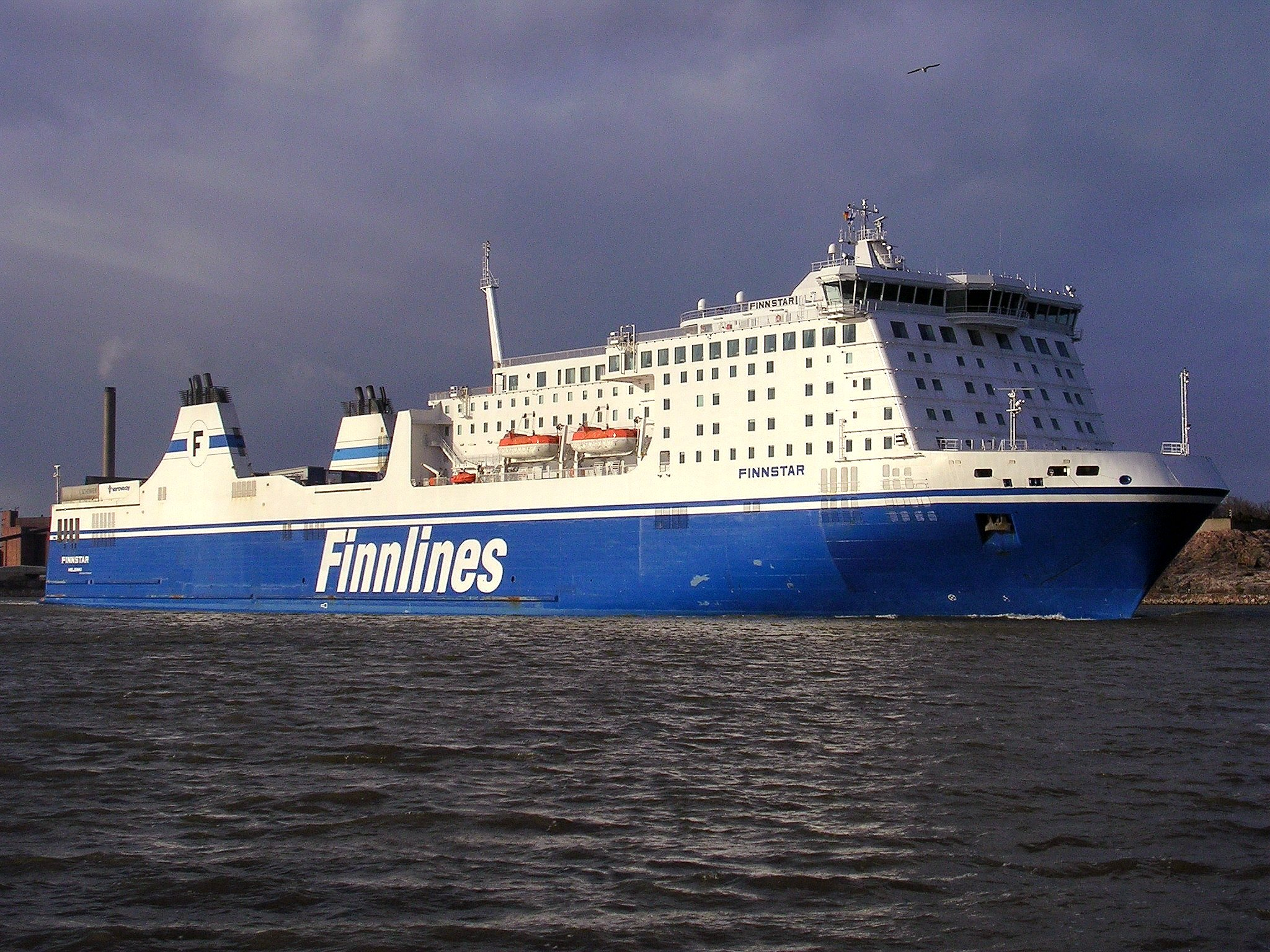 Finnlines announces changes in its management