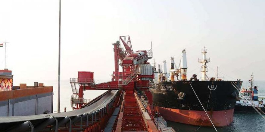 Essar Ports grows cargo handling by over 20 percent