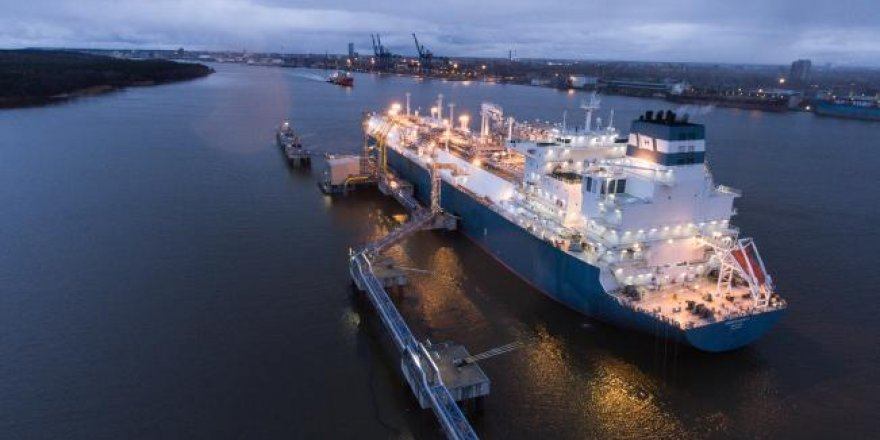 KN to operate LNG import terminal in Brazil