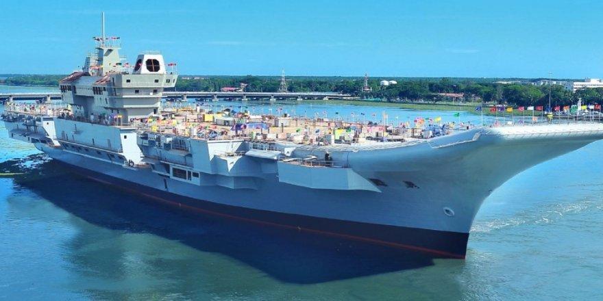 Cochin Shipyard launches passenger/cargo ship for Andaman Administration