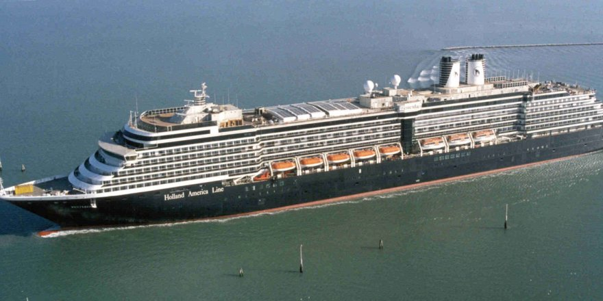 Thailand turns away MS Westerdam with the fear of corona