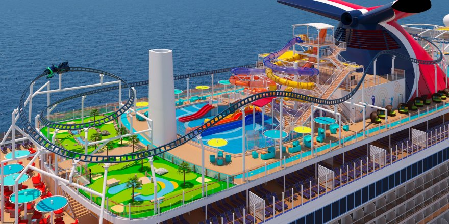 Carnival Cruise Line's fascination to move to mobile