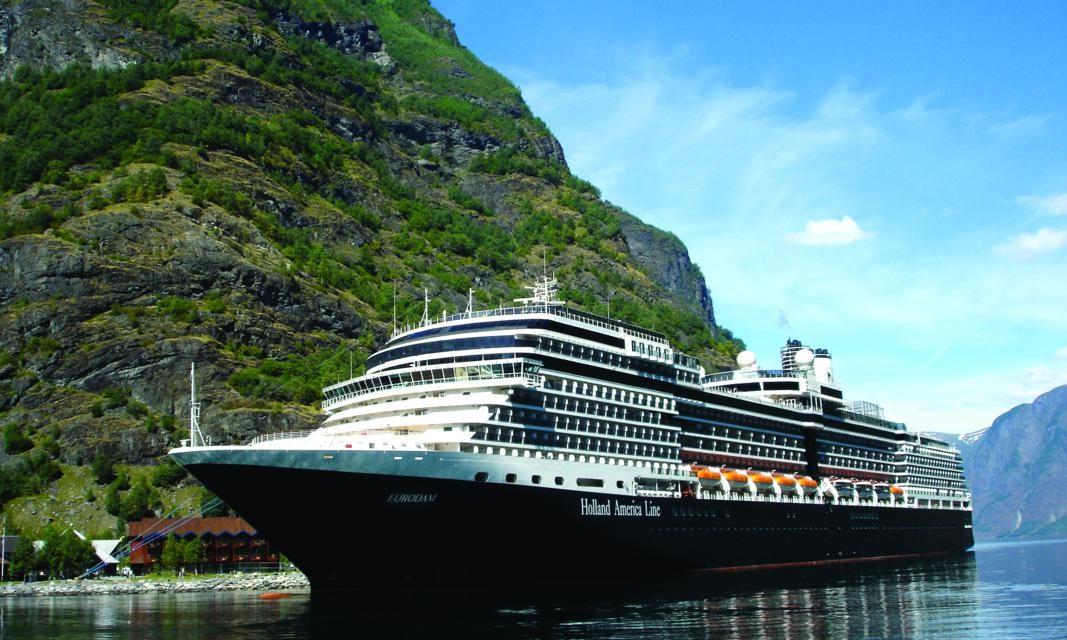 Holland America Line cancels Asia Westerdam sailings