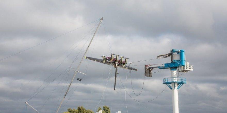 Alphabet winds down its energy kite company