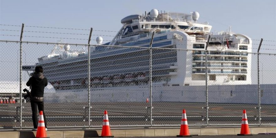 Fourth Diamond Princess passenger died