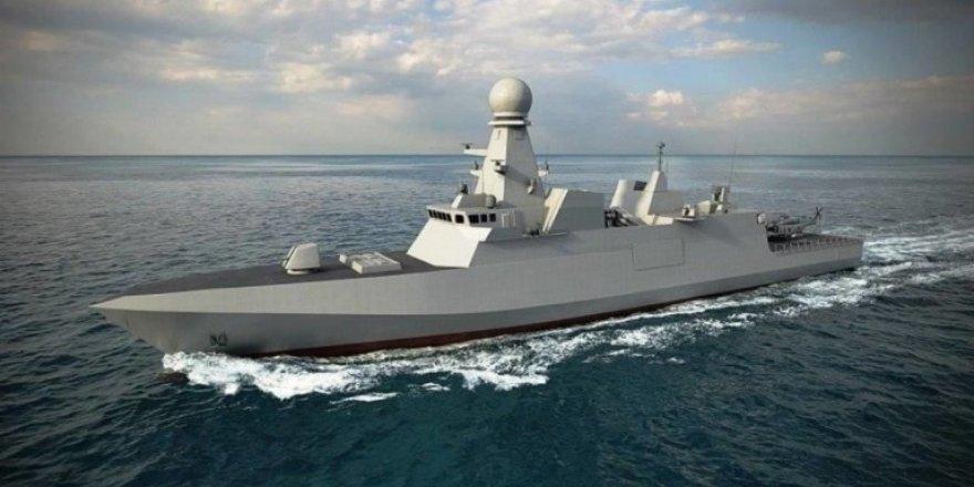 Fincantieri launches air defense corvette for Qatar