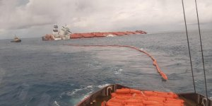 Polaris Shipping: Fuel tanks intact on grounded