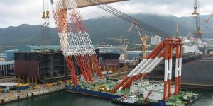 Daewoo Shipbuilding is losing net orders in 2019