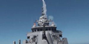 HMAS Arunta fires first ESSM missile