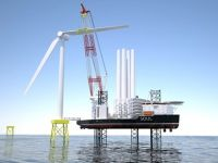 Soul jack-up vessel – The next step up for offshore wind